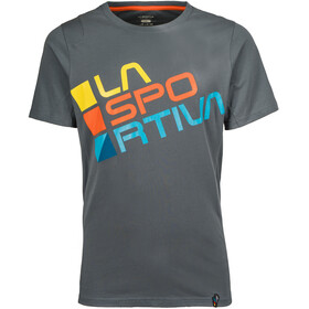 La Sportiva M's Square T-Shirt Slate